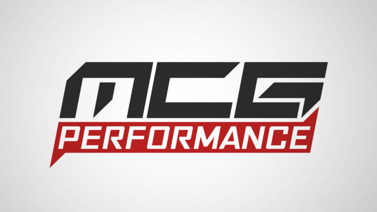 MCG Performance Logo Design