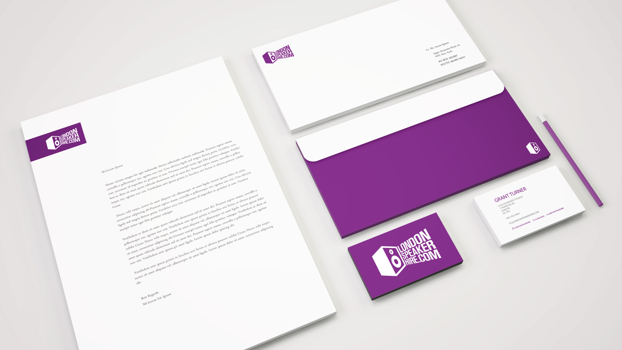 Will Arbuckle Creative Design - Brand Identity